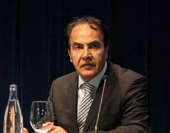 Ángel Aghili, en la inauguración del EVS27