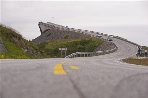 Carretera Atlantic Road, Noruega /visitnorway.com