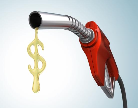El coste del carburante depende en gran medida de los impuestos